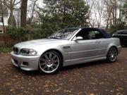 bmw m BMW M3 Base Convertible 2-Door